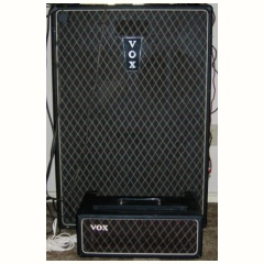 serial number 502, cab and amp