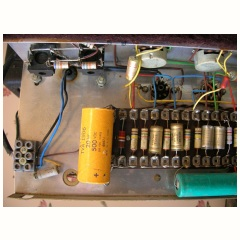 serial number 502, preamp left