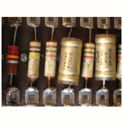 serial number 502, preamp cathode bypass capacitors