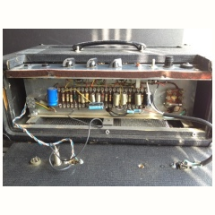 serial number 724, preamp