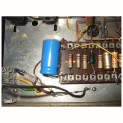 serial number 724, preamp left