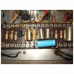 serial number 724, preamp centre