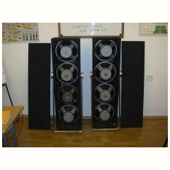 line source speakers
