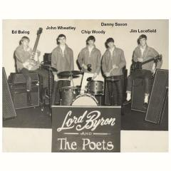 Lord Byron and The Poets promotional picture
