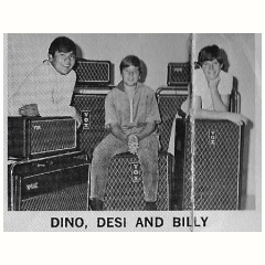 Dino, Desi and Billy