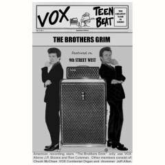 The Brothers Grim, Vox AC100 advert