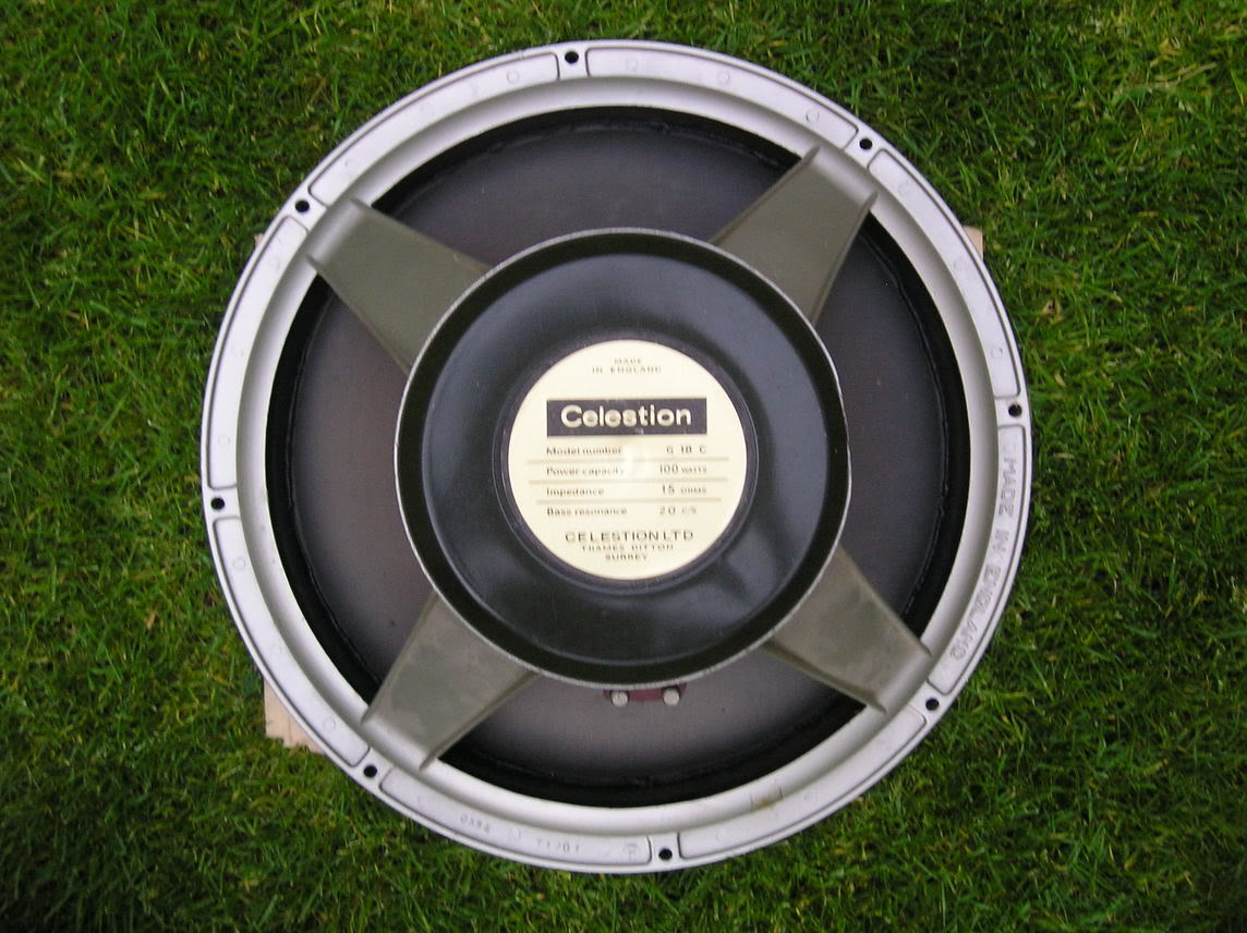 Celestion G18C Greenback T1201