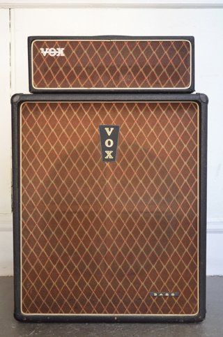 Vintage Vox AC50 mark 1 covers