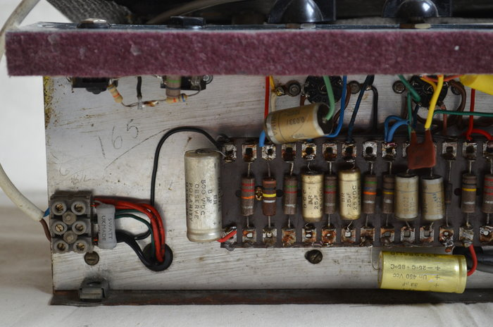 An early Vox AC100