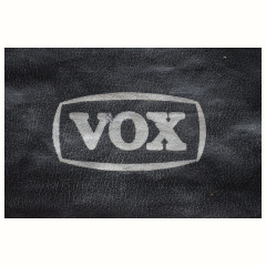 Logo from a Vox AC50 cover