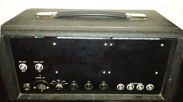 Jennings B100 bass amplifier