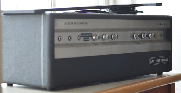 Jennings Electronic Industries J200 amplifier