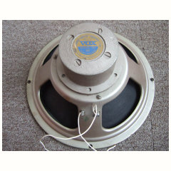 Celestion CT3757, silver hammertone for Vox