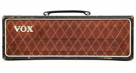 Vox AC50 website
